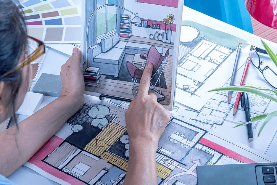 Design de Interiores EAD (Tecnologia)